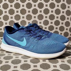 Nike Free Run Blue Moon